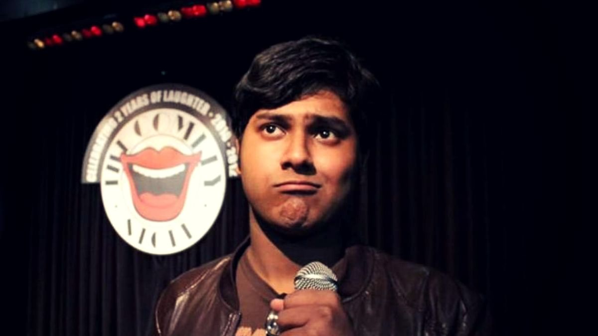 Comedian Utsav Chakraborty was accused of sexual misconduct by multiple women.