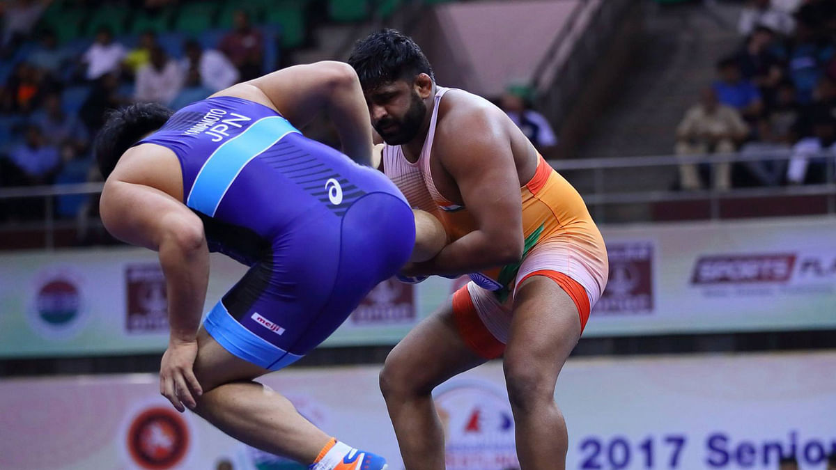 Indian Wrestlers' Bronze Leaves Them Short of Tokyo Qualification