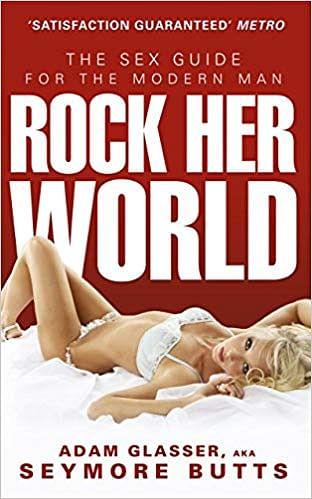 The cover of Adam Glasser's book.