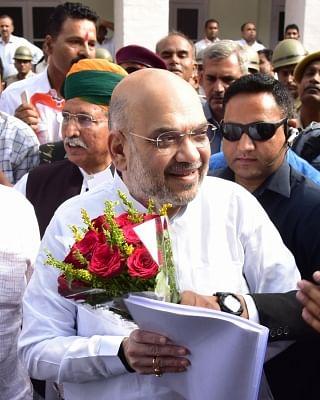 BJP chief Amit Shah. (Photo: IANS)