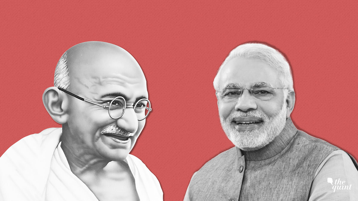 Here is a look at the key takeaways from PM Modi's tribute to Mahatma Gandhi on his birth anniversary.