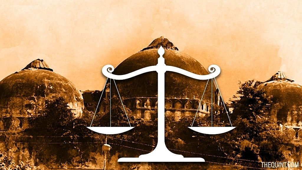 The Ayodhya case was referred to a Constitution Bench on 9 January this year.