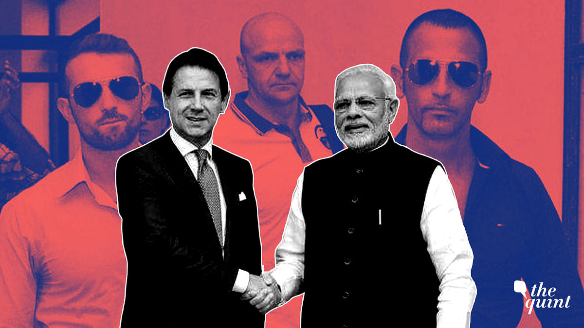 Here's How PM Modi Has Changed His Tune on the Italian Marines