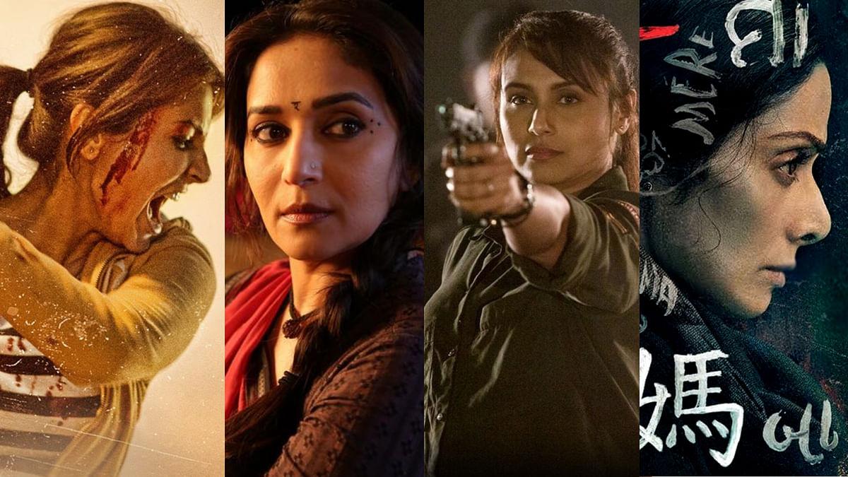8 Filmi Reincarnations of Durga Shakti That Celebrate Girl Power