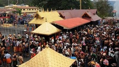 The Sabarimala temple in Kerala is at the centre of a controversy over allowing women devotees entry into the shrine.