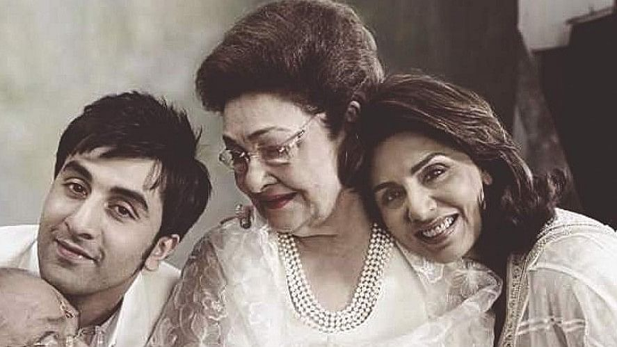 QuickE: Neetu On Krishna Raj Kapoor; Shakti On Tanushree-Nana Row