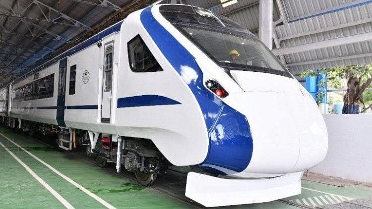 India's first indigenously developed engineless train is called Train 18.