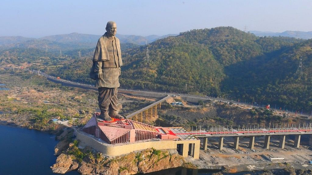 'No UK Aid Used To Fund India's Statue of Unity': UK Govt