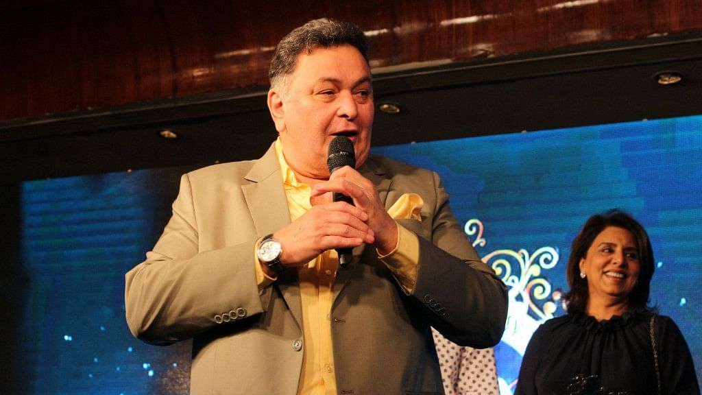 Randhir Rubbishes Rishi Kapoor's Cancer Rumours, No Tests Done Yet