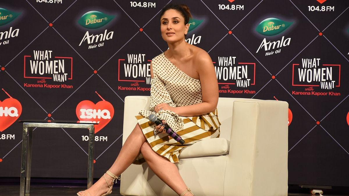 Watch: Kareena Turns RJ With 'What Women Want' on Ishq 104.8 FM