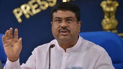 Dharmendra Pradhan to Be BJP's CM Candidate in Odisha: Jual Oram