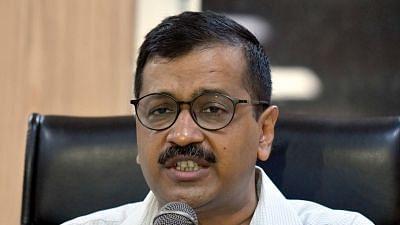 Man Arrested With Live Bullet At Delhi CM Kejriwal's Residence
