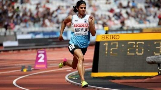 File picture of Nirmala Sheoran.