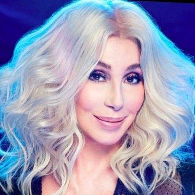 Singer Cher. (Photo: Twitter/@cher)