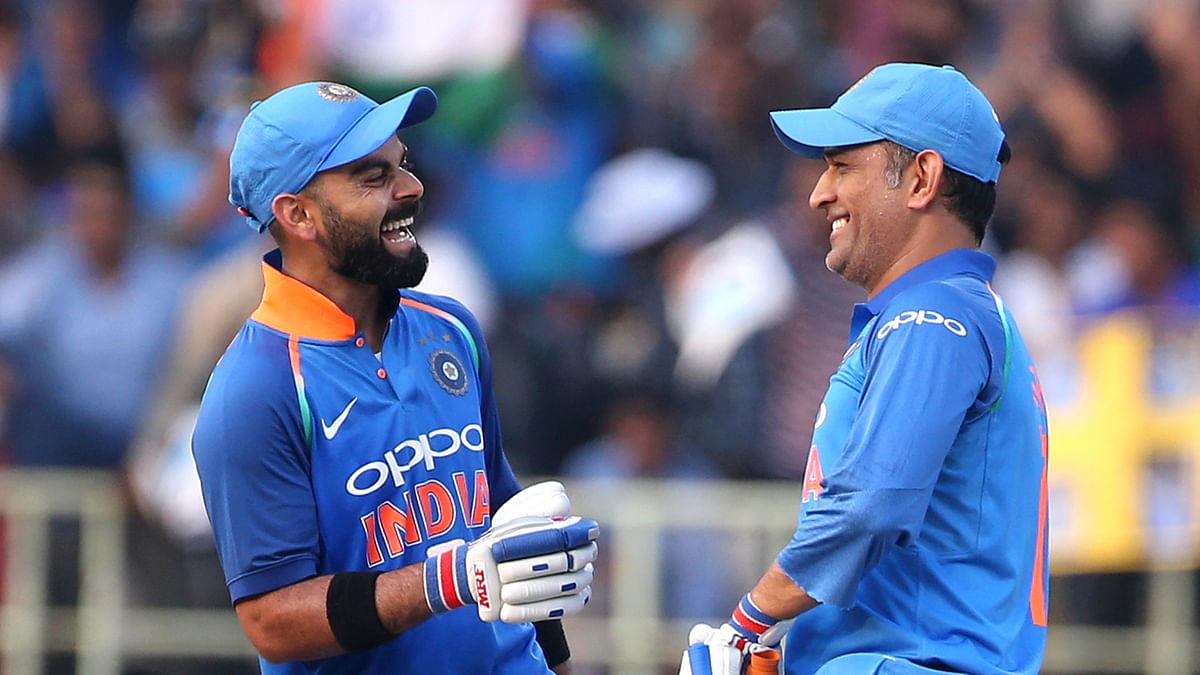 Virat Says Dhoni Wanted Rishabh Pant to Play Australia T20 Series