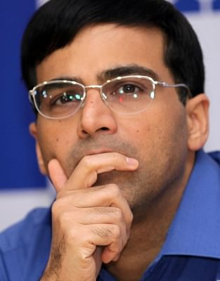 Grand Master (GM) Viswanathan Anand. (File Photo: IANS)