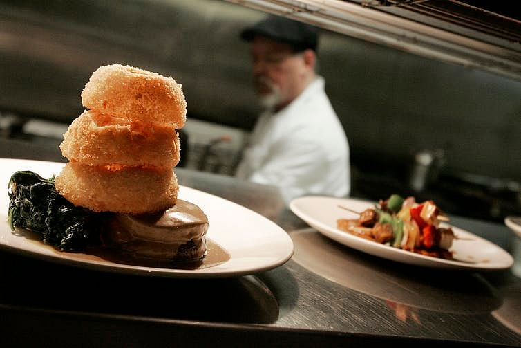 The fake meat at one Fort Lauderdale restaurant supposedly tastes like real meat.