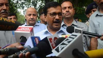 Police Arrests Man for Attacking CM Kejriwal with Chilli Powder