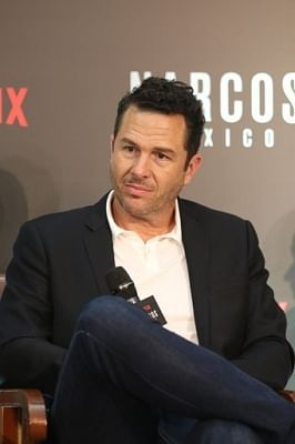 Mumbai: Producer Eric Newman during a special panel discussion hosted by Netflix in Mumbai on Nov 12, 2018. (Photo: IANS)