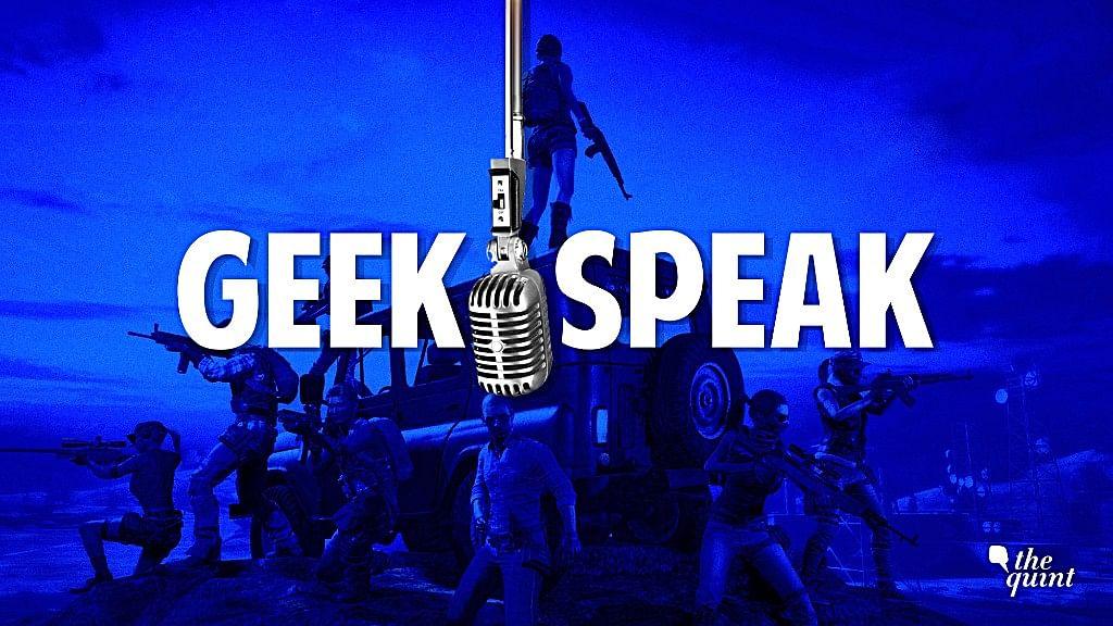 Geek Speak Episode 4: Let The Mobile Games Begin!