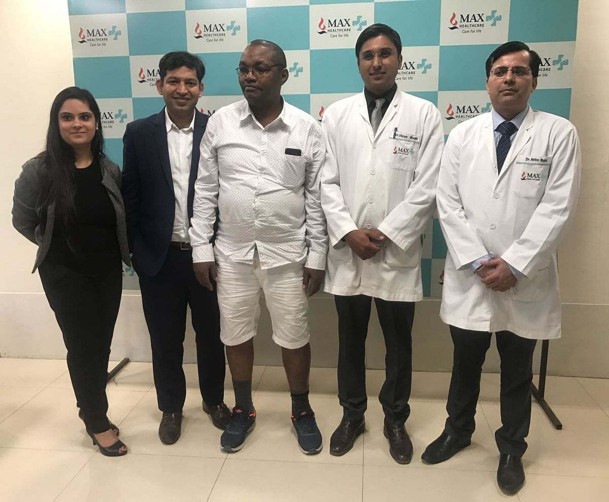 First Daycare Knee Transplant Surgery Performed in the Capital
