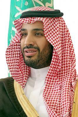 Mohammed bin Salman. (File Photo: Xinhua/SPA/IANS)