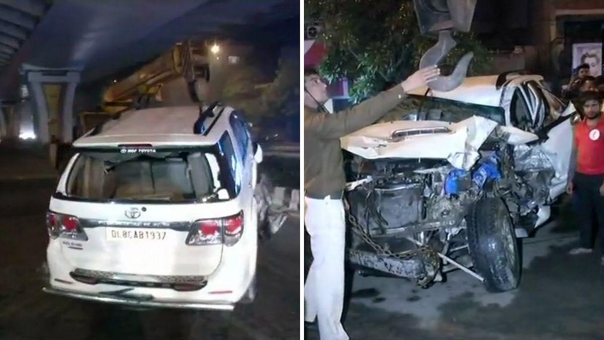 Girl Killed, 8 Injured in Car Accident in Delhi's Paschim Vihar