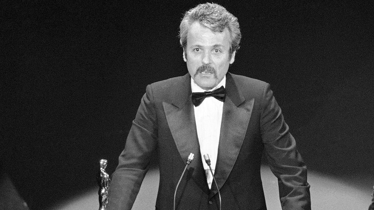 File image of Oscar-winning screenwriter William Goldman.
