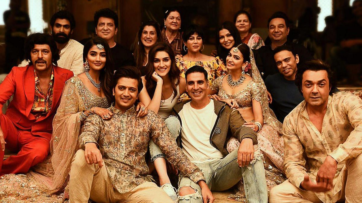 Prepare for Four Times the Madness: It's a Wrap for 'Housefull 4'