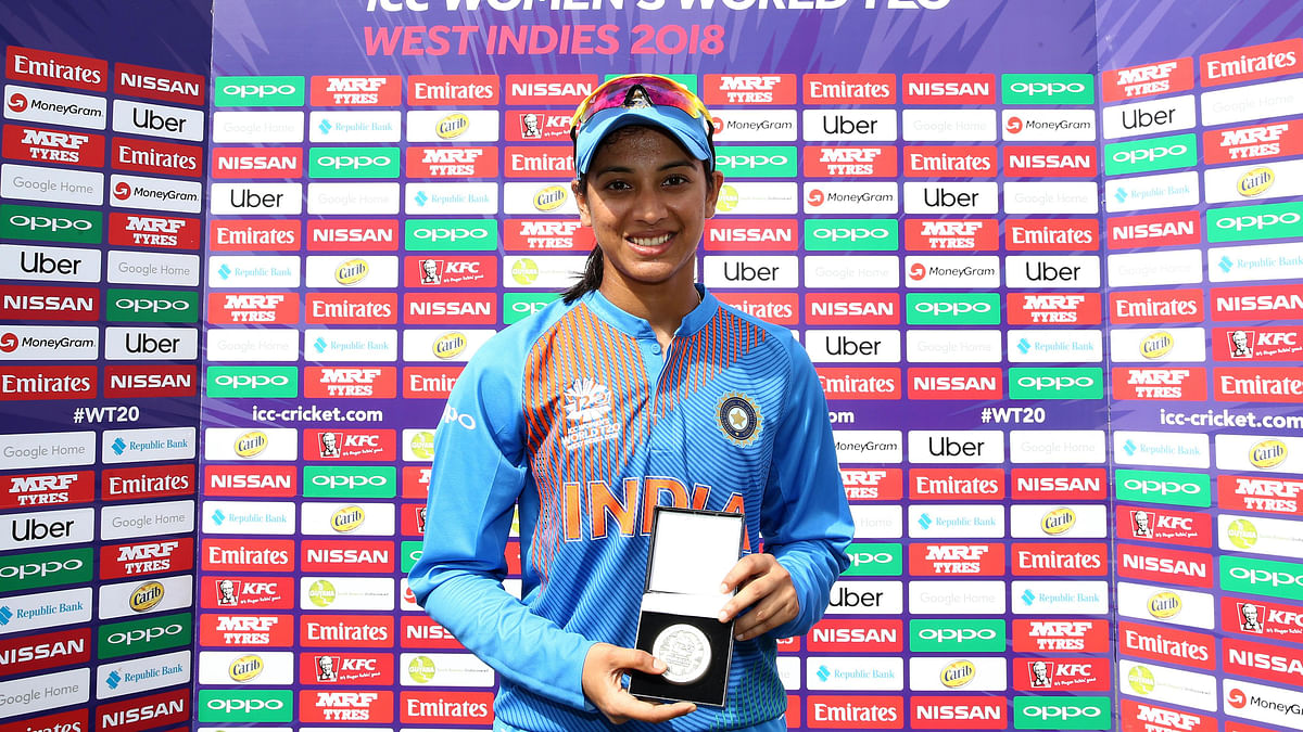 Smriti Mandhana to Lead India in T20Is v England in Kaur's Absence