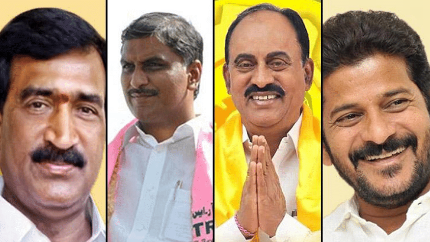 Telangana Polls: Name-calling Hits New Low, EC Takes Cognisance