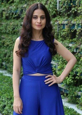 Actress Rasika Dugal. (Photo: Amlan Paliwal/IANS)