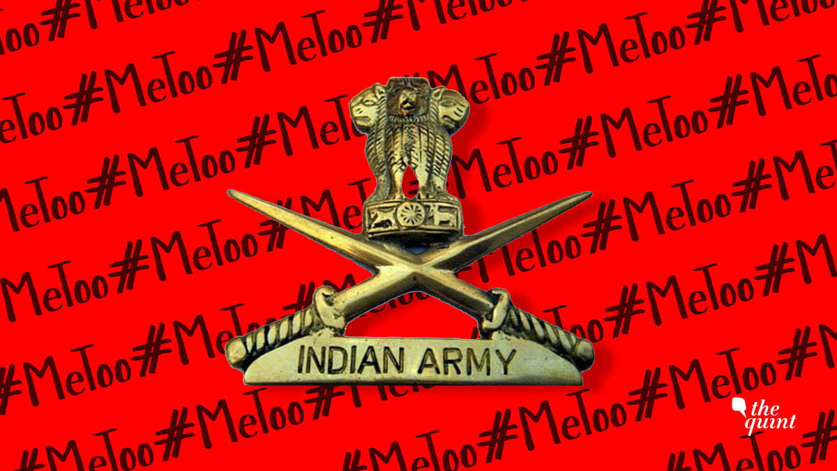 #MeToo: Wife of Army Officer Alleges Harassment by Retd Brigadier