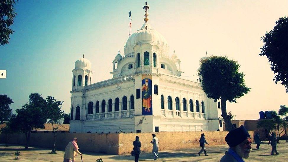 File image of Gurudwara Darbar Sahib Kartarpur in Pakistan.