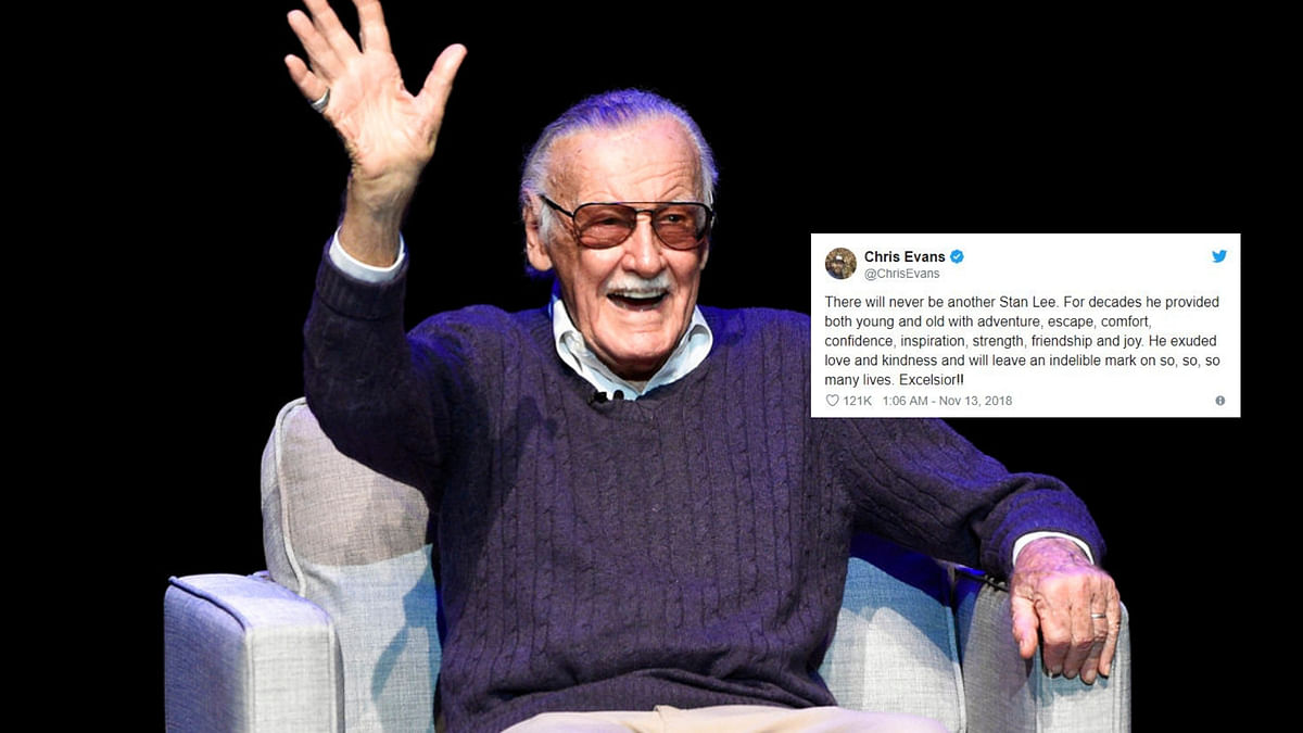 'He Made Us Dream': Twitter Mourns Death of 'Marvel-lous' Stan Lee