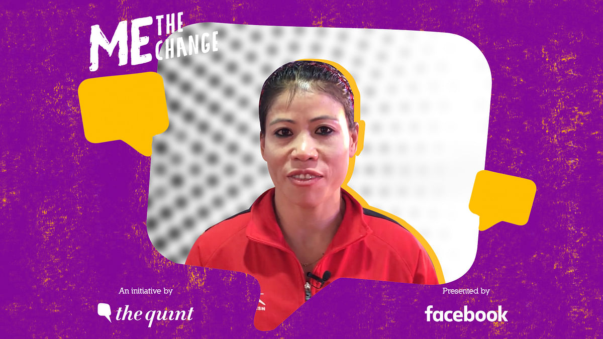 Mary Kom on 'Me, The Change': Know a Woman Achiever? Nominate Her