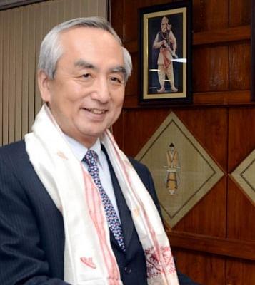 Japanese Ambassador to India Kenji Hiramatsu. (File Photo: IANS)