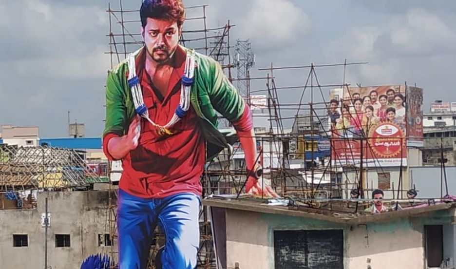 'Sarkar': Is Thalapathy Vijay Taking the Political Route?