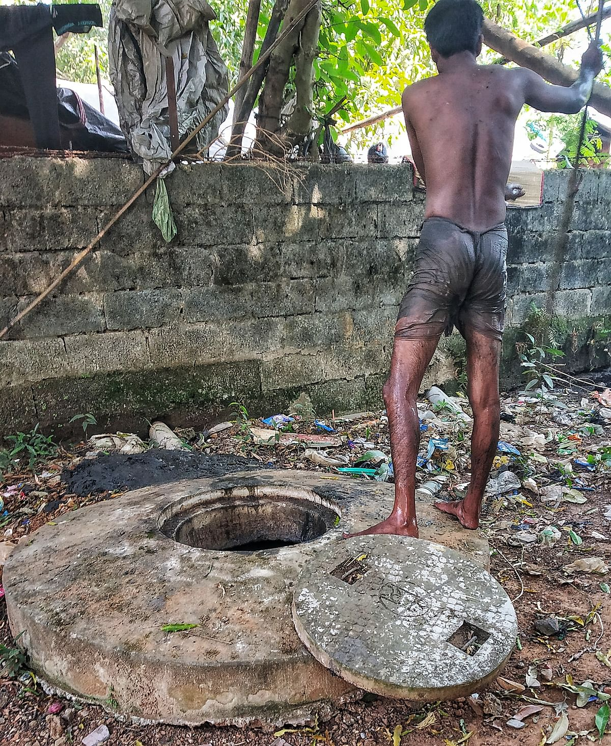 The Government of India has not considered the safety and dignity of these people in the Swachh Bharat Abhiyan.