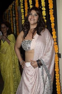 Ekta Kapoor. (Photo: IANS)