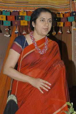 Actress Suhasini Maniratnam. (Photo: IANS)