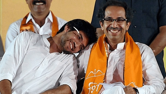Shiv Sena Chief Uddhav Thackeray and his son Aditya are reportedly taking tuitions for pronunciations of Hindi words ahead of their visit to Ayodhya on 25 November.