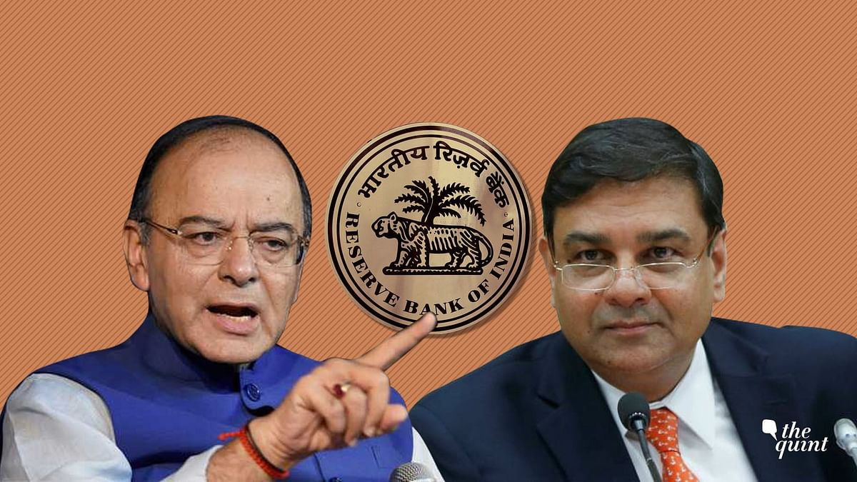 Why Govt Asking for Rs 3.6 Lakh Crore From RBI Is Bad Economics