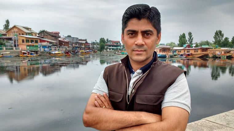 TV anchor and journalist Gaurav Sawant.
