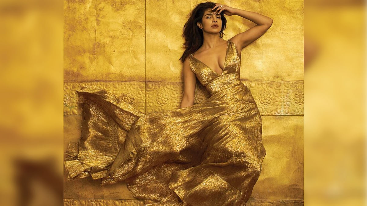 Priyanka Becomes First Indian Woman to Grace Vogue US Cover