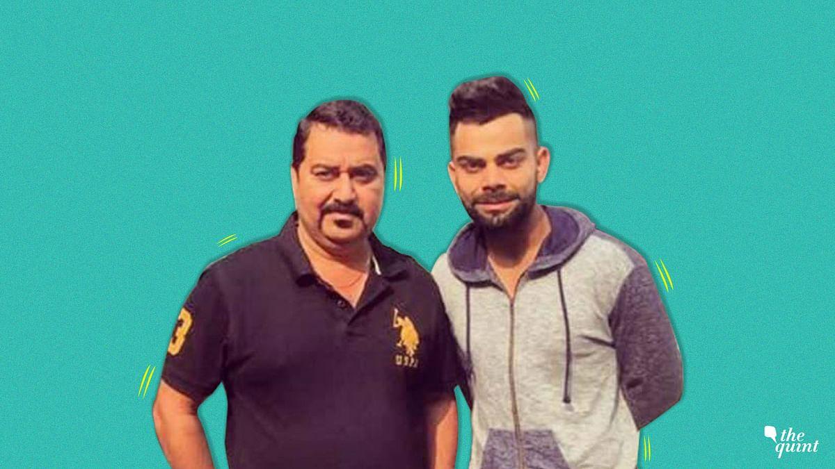 Coach Rajkumar Sharma on What He Said After Kohli's Father Died