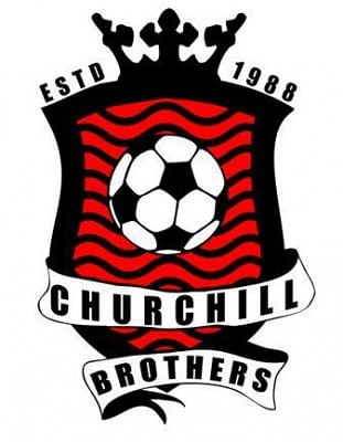 Churchill Brothers FC. (Photo: Facebook/@ChurchillBrothersFCGoa)