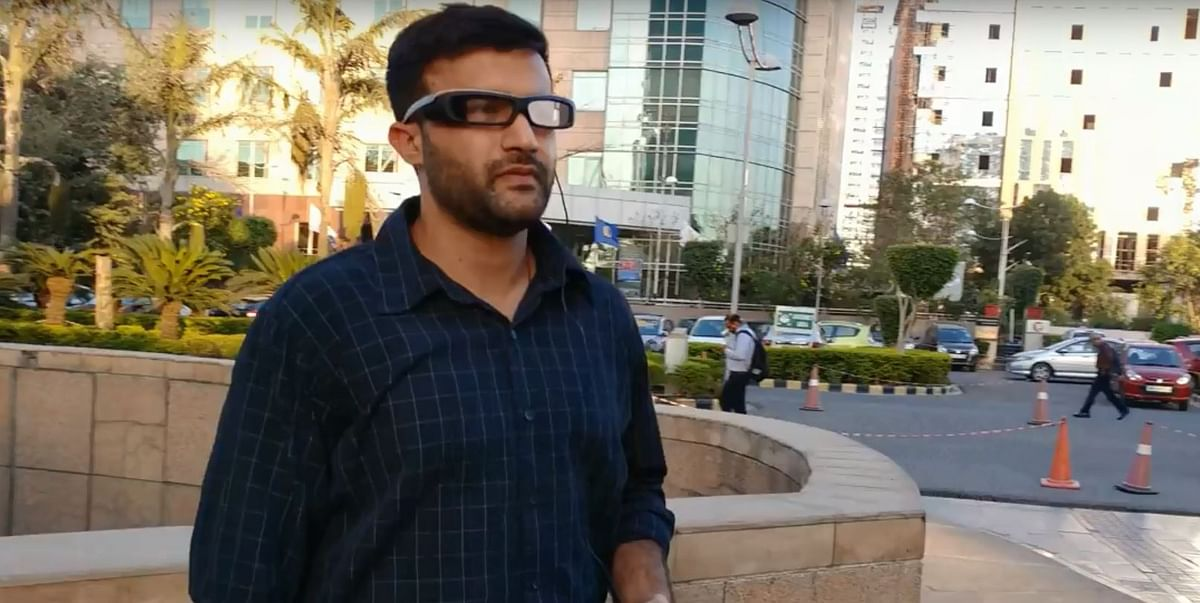 Smart glasses from Staqu have been used by state police forces.
