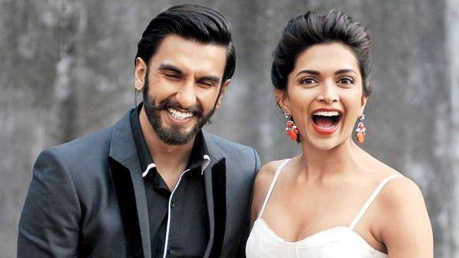 Deepika Padukone and Ranveer Singh are married.