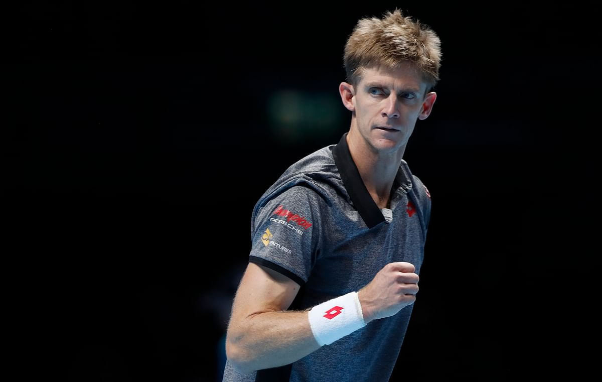 4-0 in terms of sets, and 25-10 by games, Anderson is a favourite to reach the last-4 on his ATP Finals debut